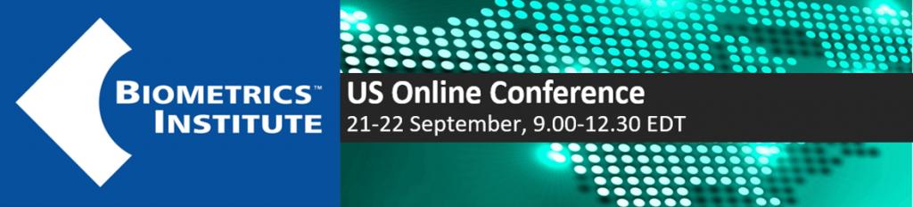 Biometrics Institute U.S. Online Conference