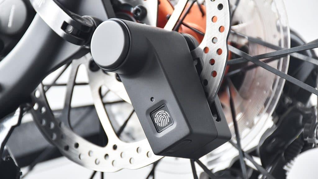 Biometric door handle and fingerprint bike lock makers surpass goals in crowdfunding campaigns