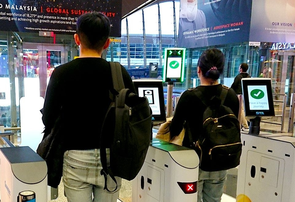 Malaysia Airlines pilots Sita's single-token biometric system