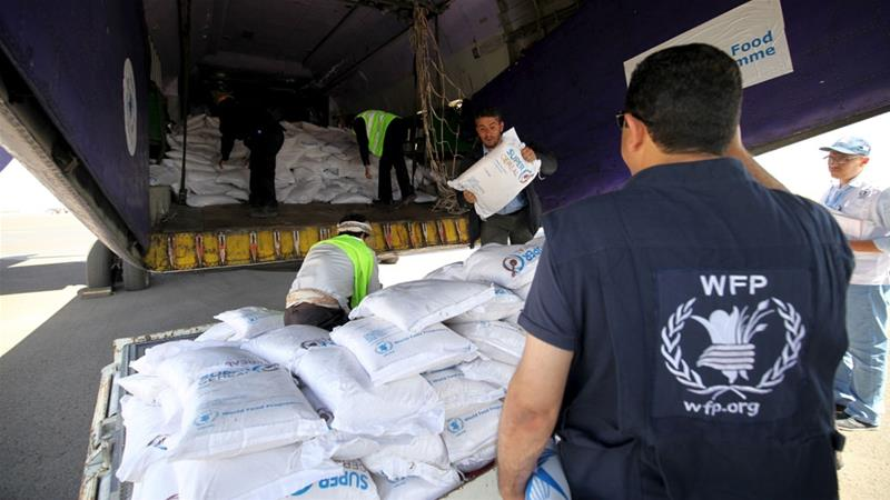WFP biometric aid delivery system still not launched in Yemen