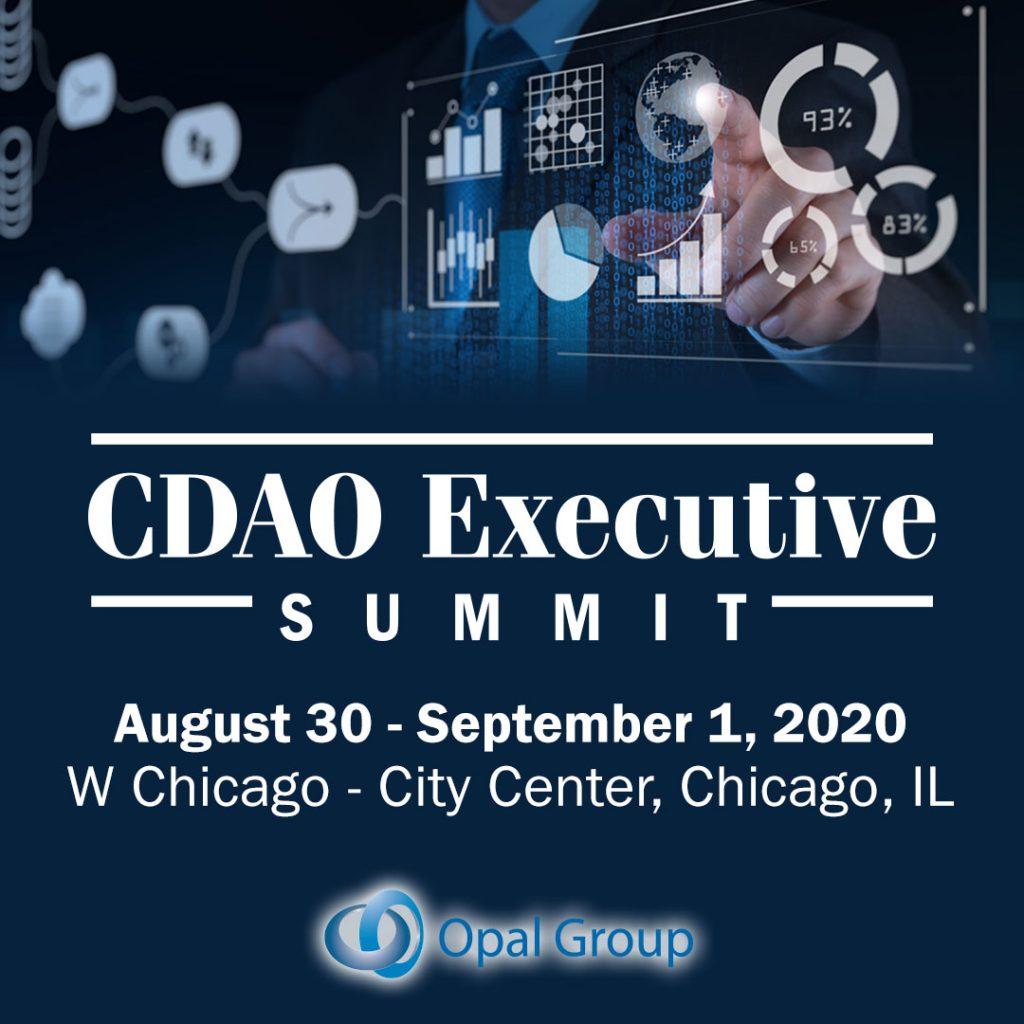 CDAO Executive Summit 2020