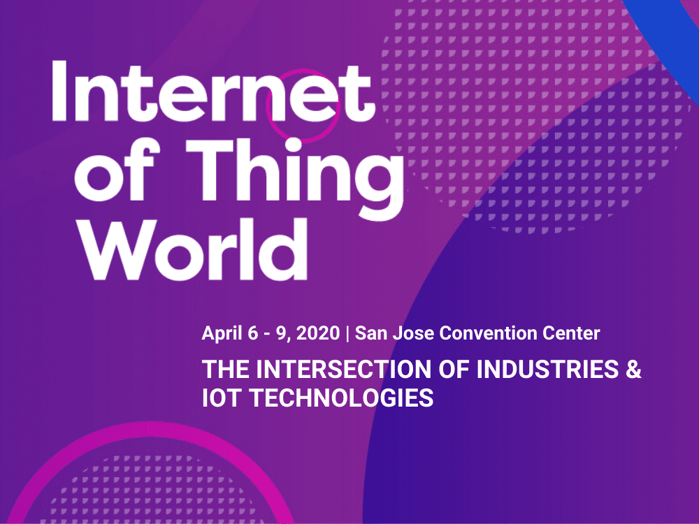 IoT World 2020