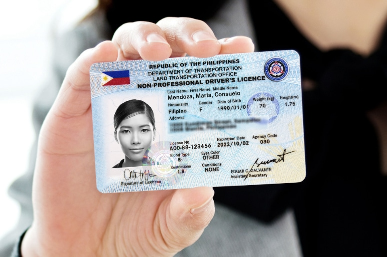 Dermalog_Philippines_Drivers_License