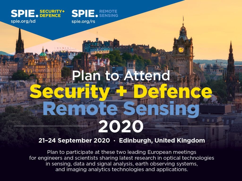 SPIE Security + Defence