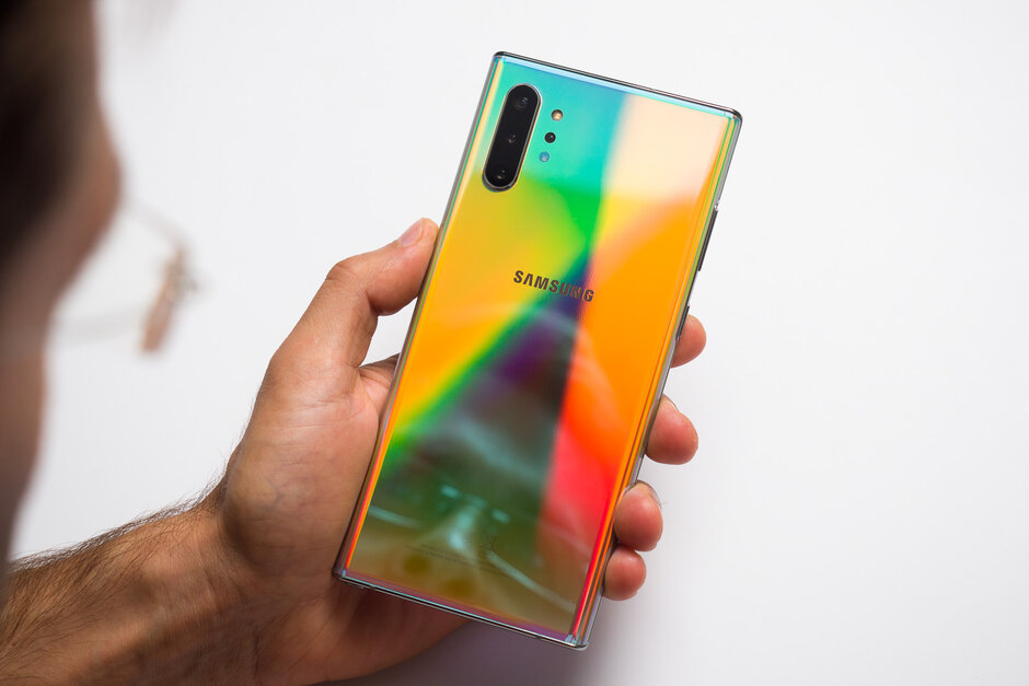Samsung Galaxy Note 10, 10+ upgrades biometric facial recognition, navigation gestures