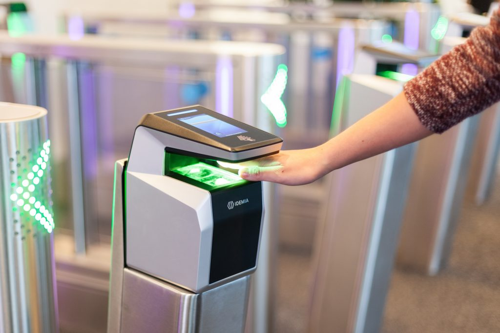 Idemia successfully pilots contactless biometric access technology at stadium in Japan