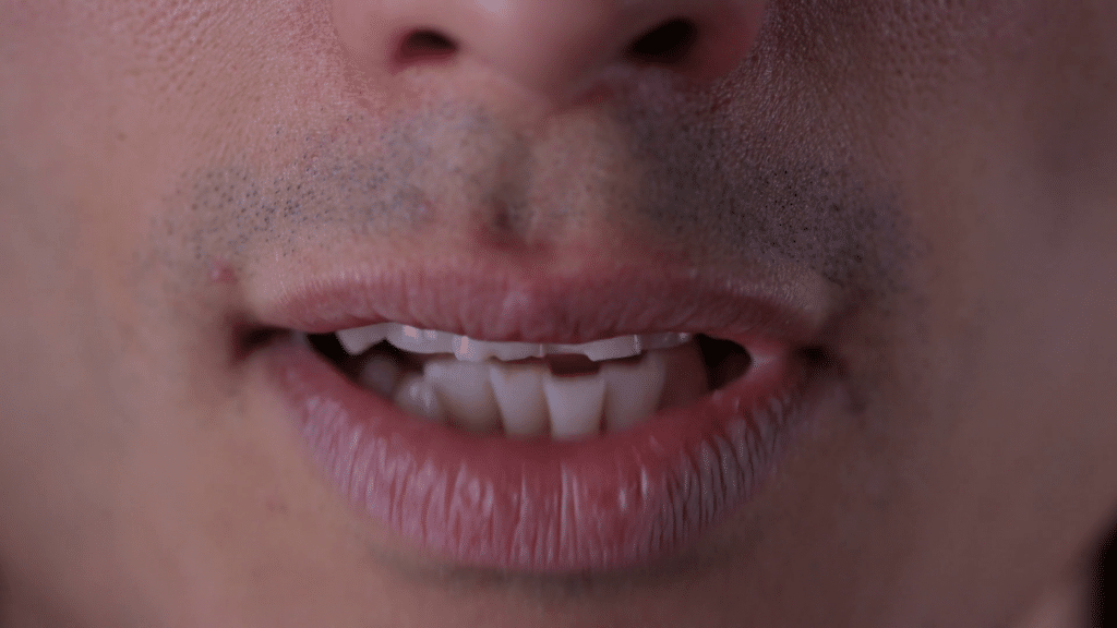 Fingerprint, face, iris … lips? Researchers say the mouth is biometric gold