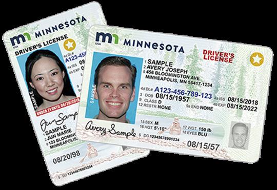 real id united states biometric id card
