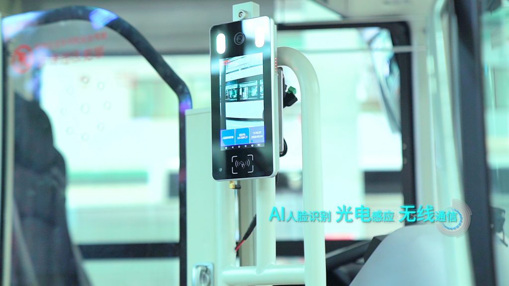 Sunwin rolls out buses with facial biometrics, mask and fever detection for safer public transport