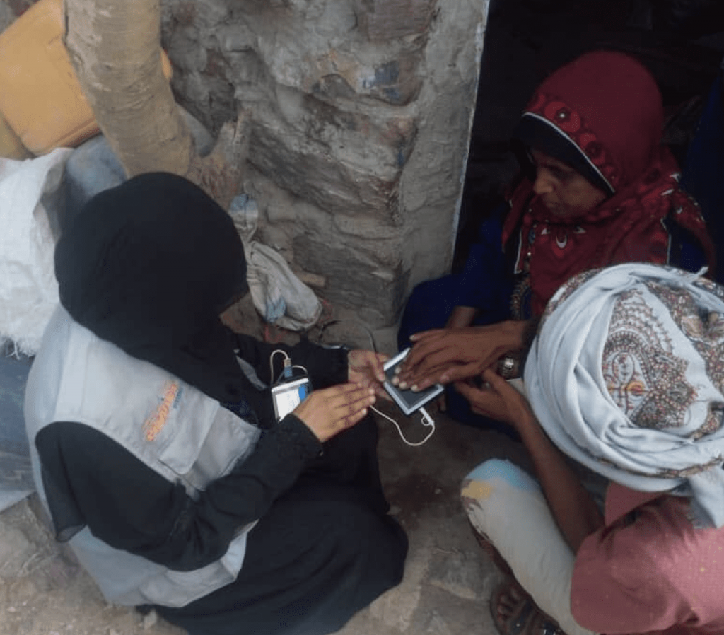 Integrated Biometrics case study details fingerprint verification of food aid recipients in Yemen