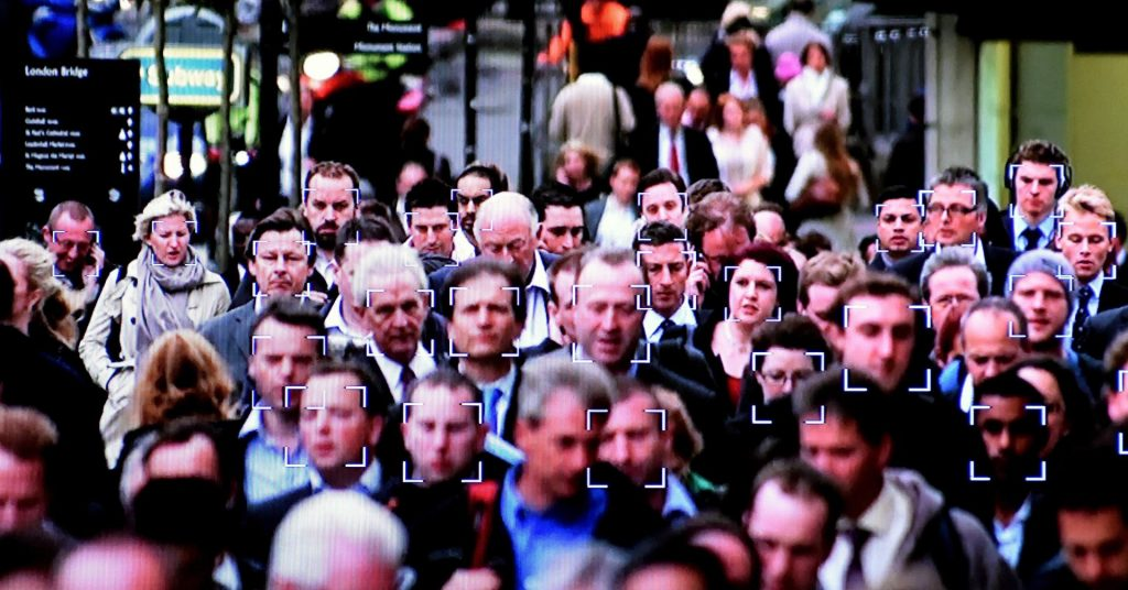 Sberbank patents new method to augment facial recognition for crowds