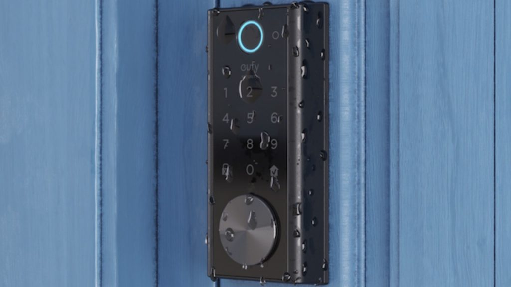 Eufy launches biometric door lock, Blurams pitches facial recognition for home stay convenience