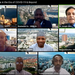 ID4Africa webinar - ID Management in Africa in the Era of COVID-19 & Beyond- panel