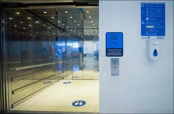 Abu Dhabi Airport deploys gesture recognition to elevators