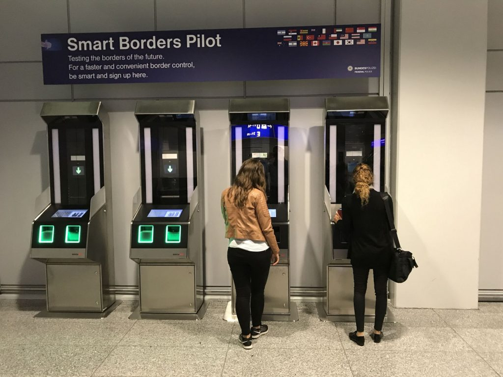 Secunet white paper argues biometric kiosks needed for efficient European EES border control