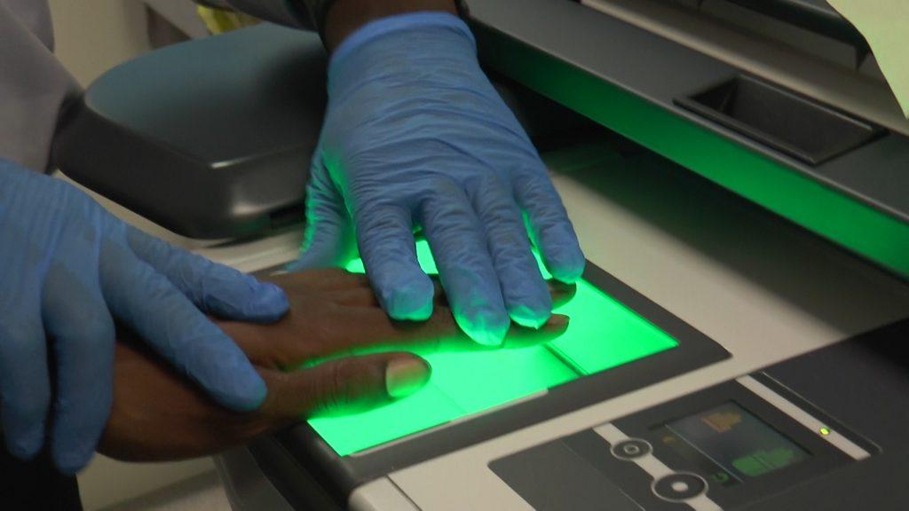 High-quality fingerprint enrollment still underpins government identity systems