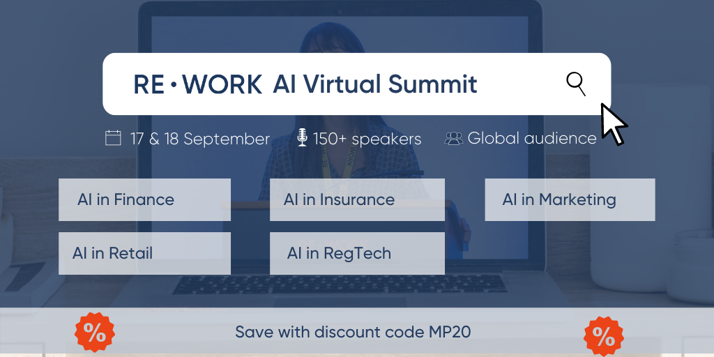 AI Applications Virtual Summit