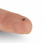 Syntiant Corp NDP100 microwatt chip