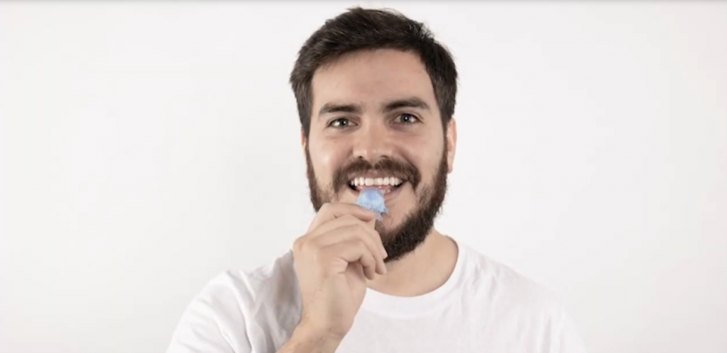 Mouth biometrics – the next trend in user identity authentication?