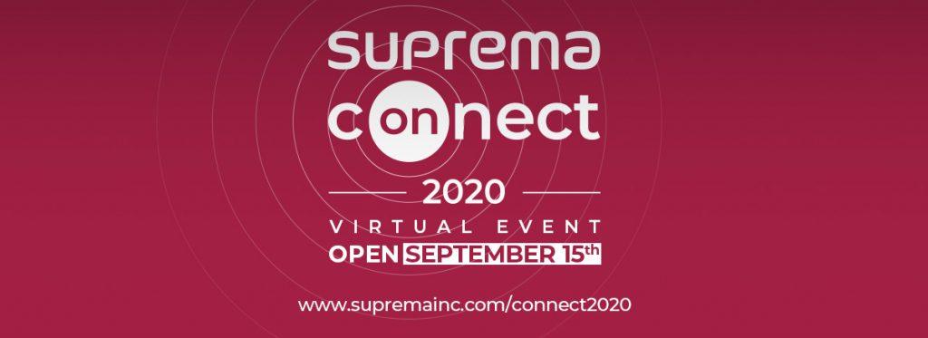 Suprema Connect 2020