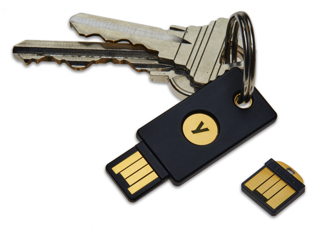 Yubico donates multi-factor authentication keys to protect free speech