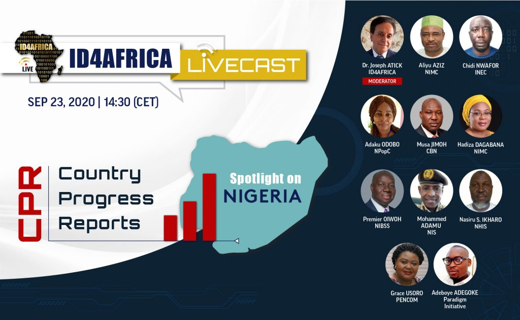 ID4Africa livecast – Country Progress Reports: Spotlight on Nigeria
