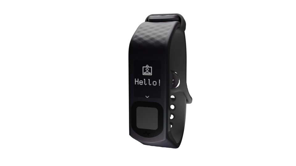 Nymi wearable for secure biometric authentication