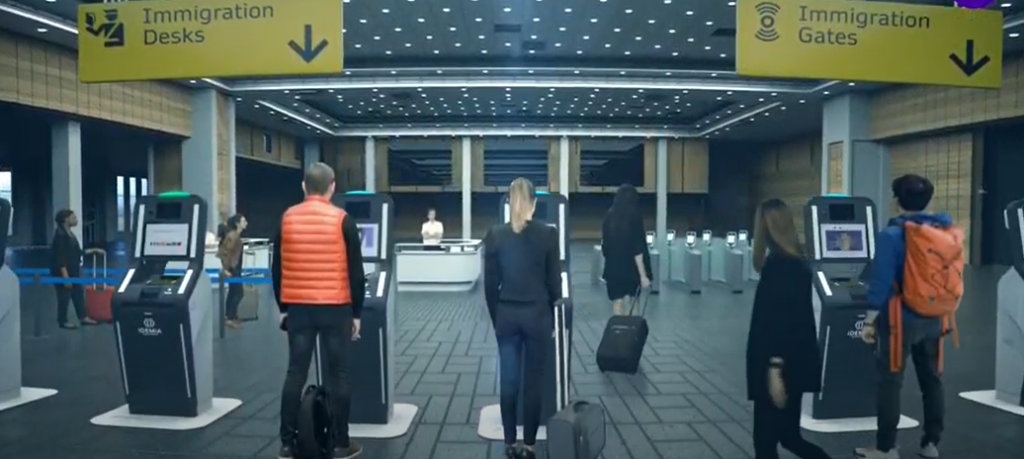 Idemia chosen for Iceland's biometric border checks, more CBP facial recognition rollouts