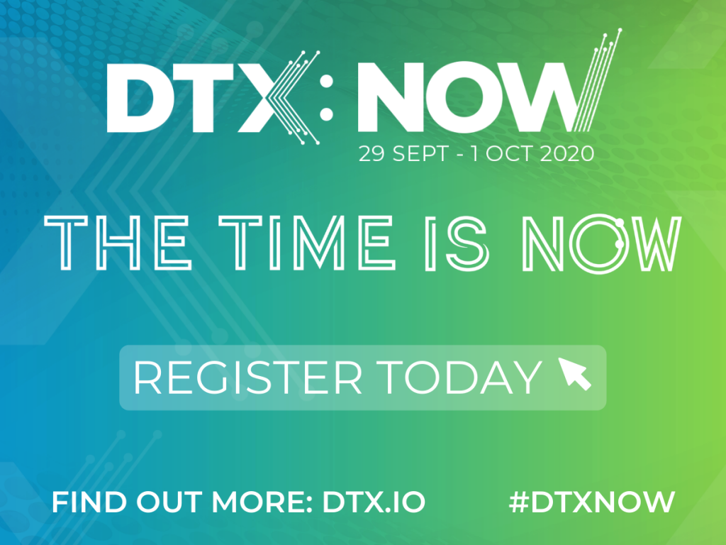 DTX: NOW