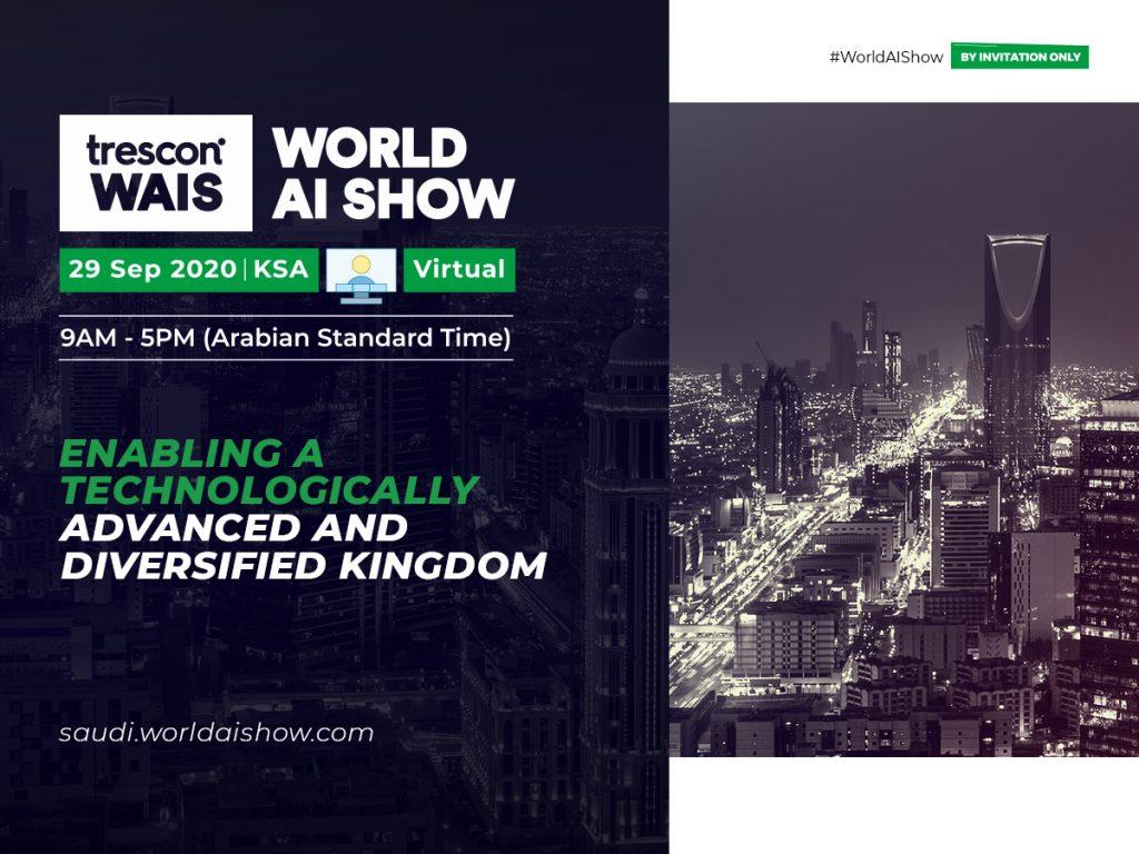 World AI Show, KSA
