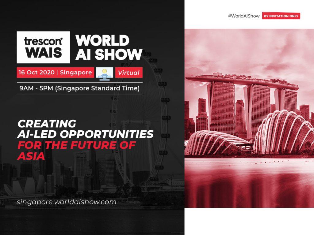World AI Show, Singapore