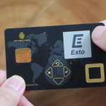 extowallet biometric card