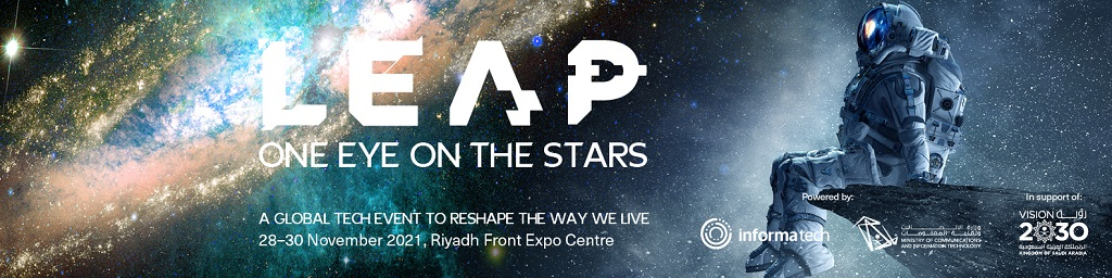 LEAP | Global Tech Event In Saudi Arabia