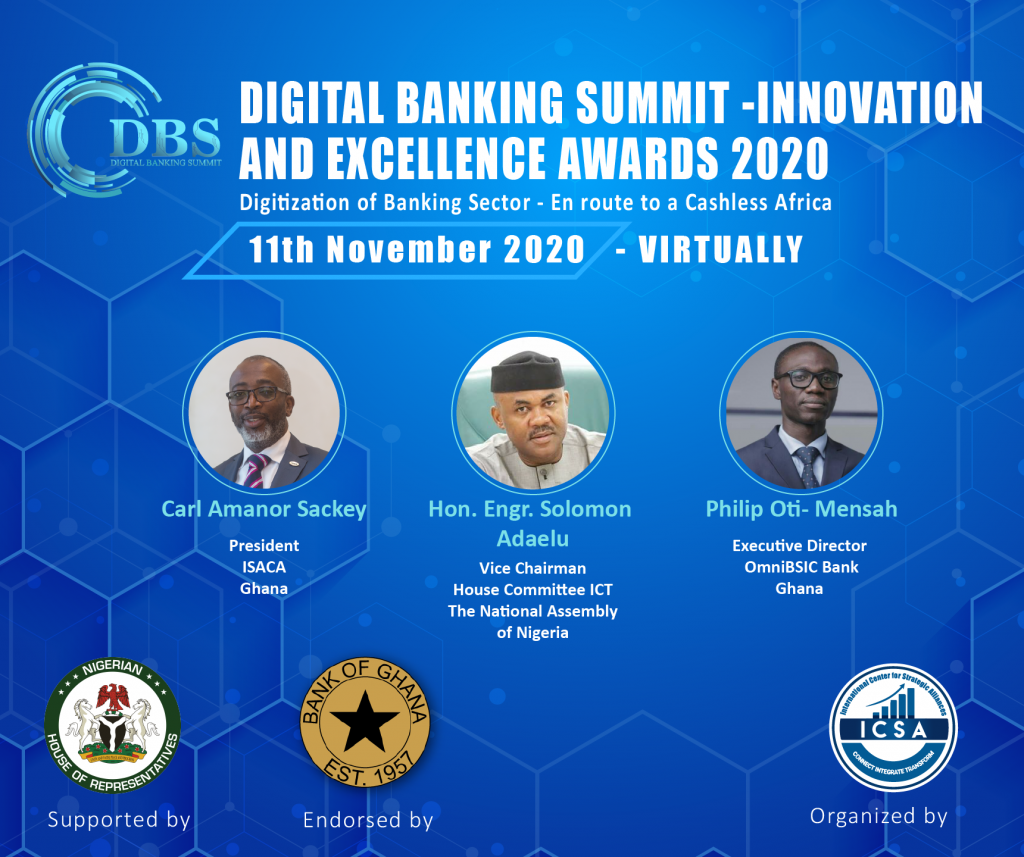 2nd Annual Africa Digital Banking Summit – Innovation & Excellence Awards 2020
