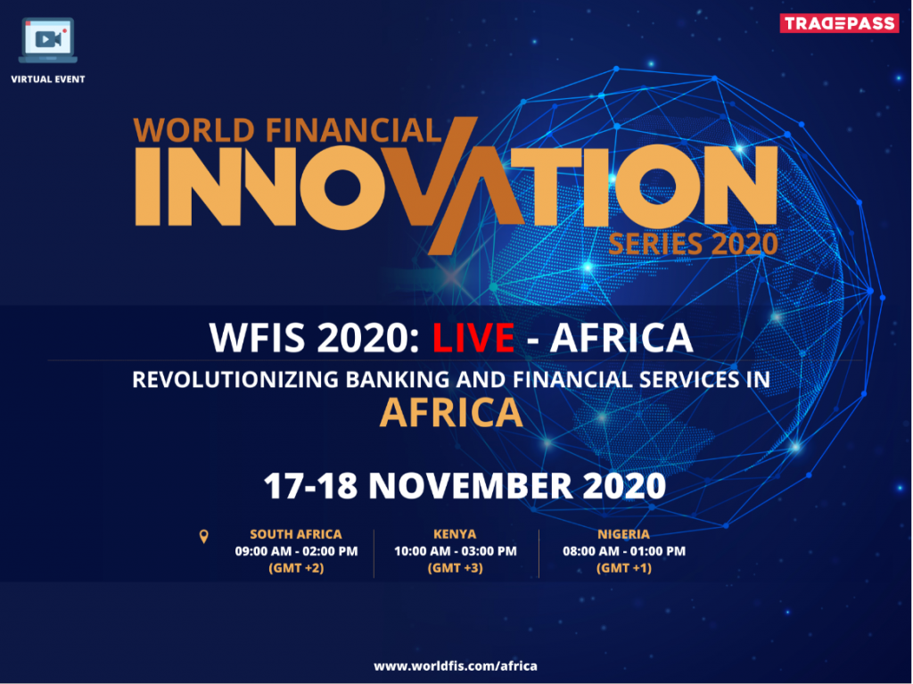 4th edition World Financial Innovation Series #WFIS 2020: LIVE – Africa