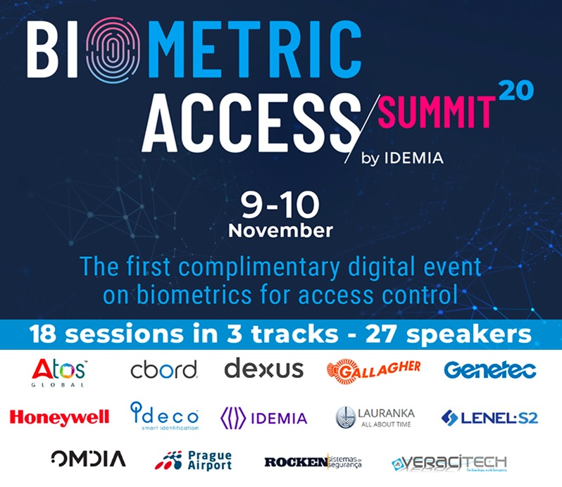 The Biometric Access Summit 2020