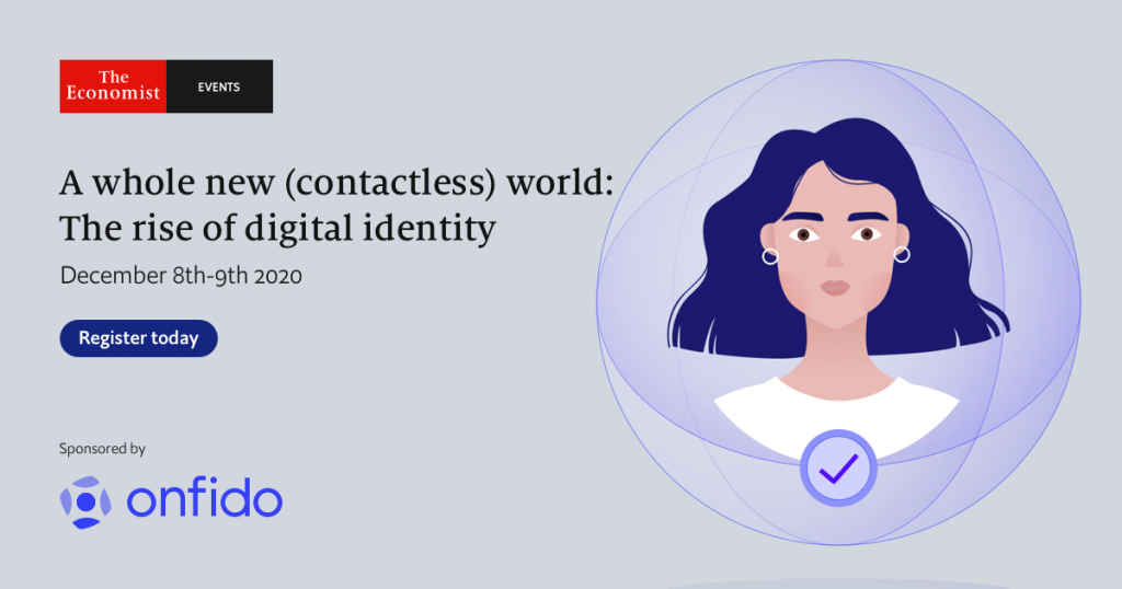 A whole new (contactless) world: The rise of digital identity