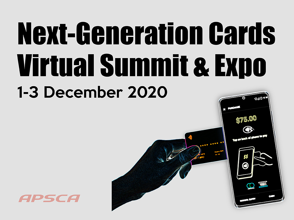 Next-Generation Cards 2020 Virtual Global Summit & Expo