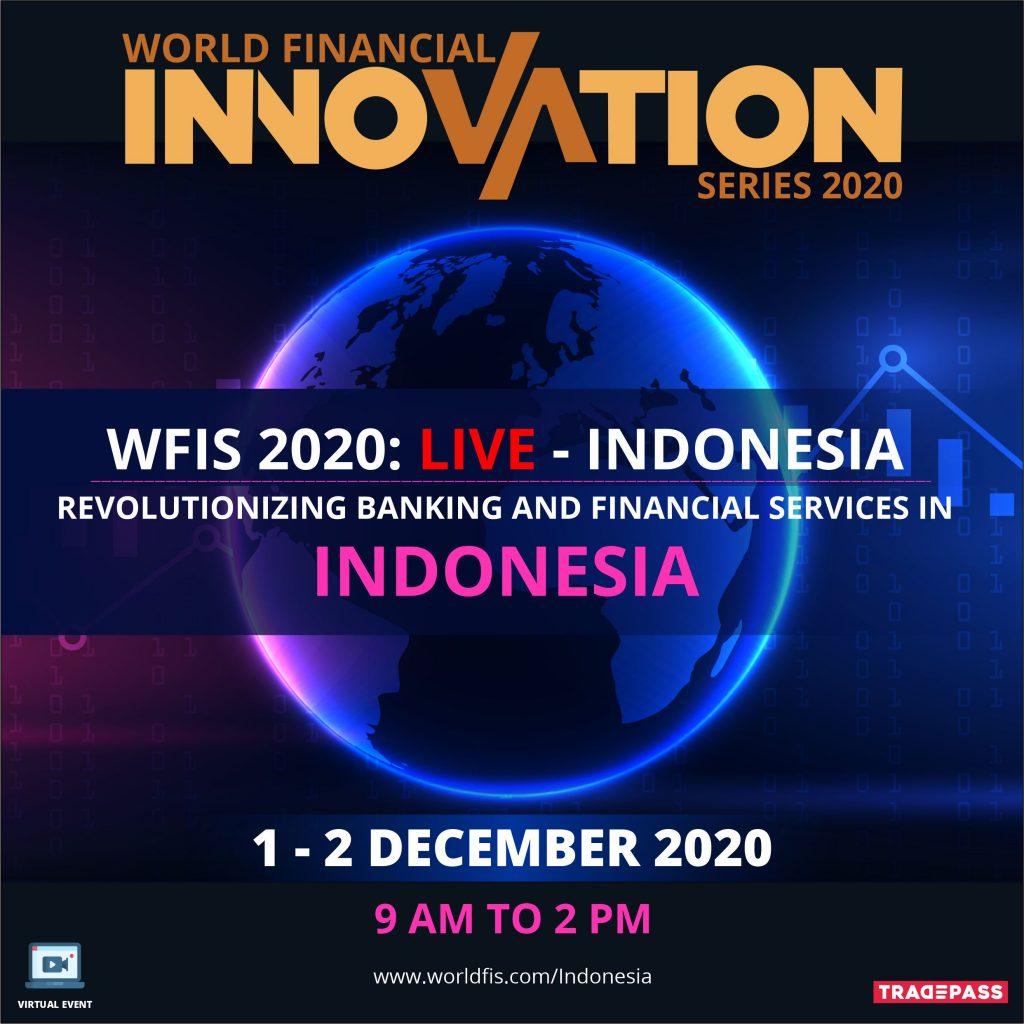 World Financial Innovation Summit 2020: LIVE – Indonesia