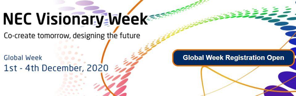 NEC Visionary Week