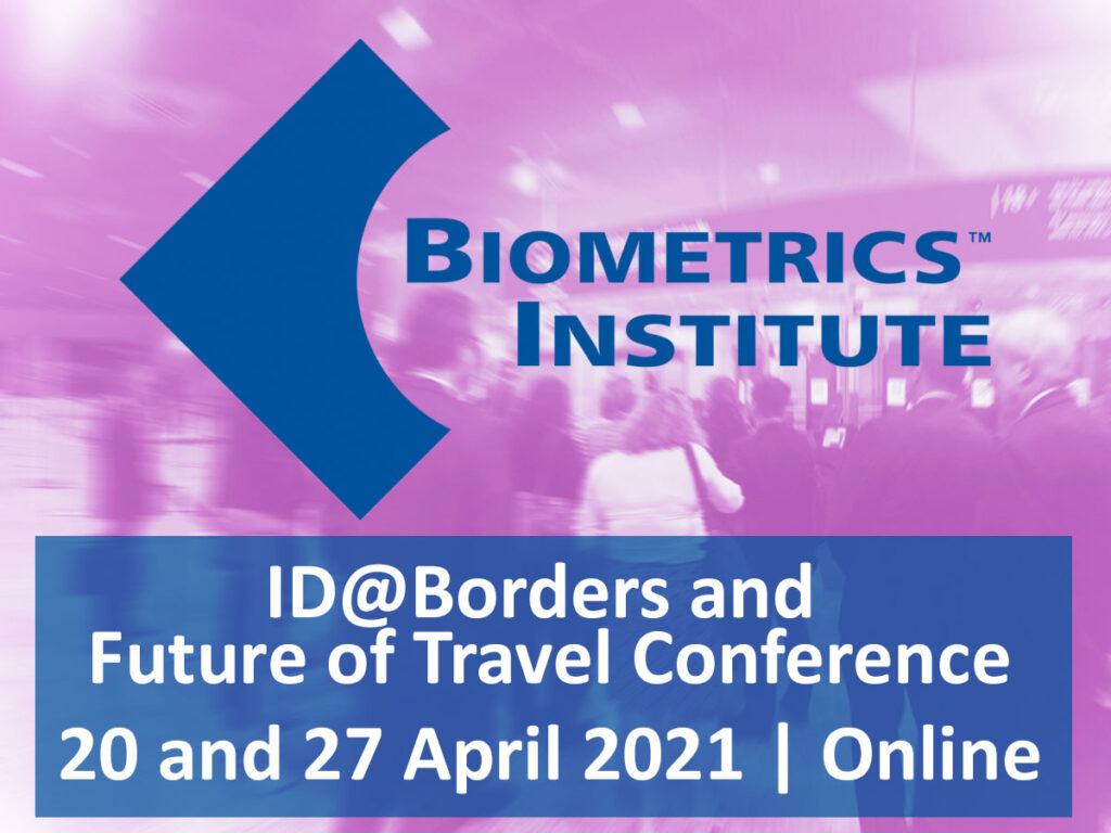 ID@Borders and Future of Travel Conference 2021