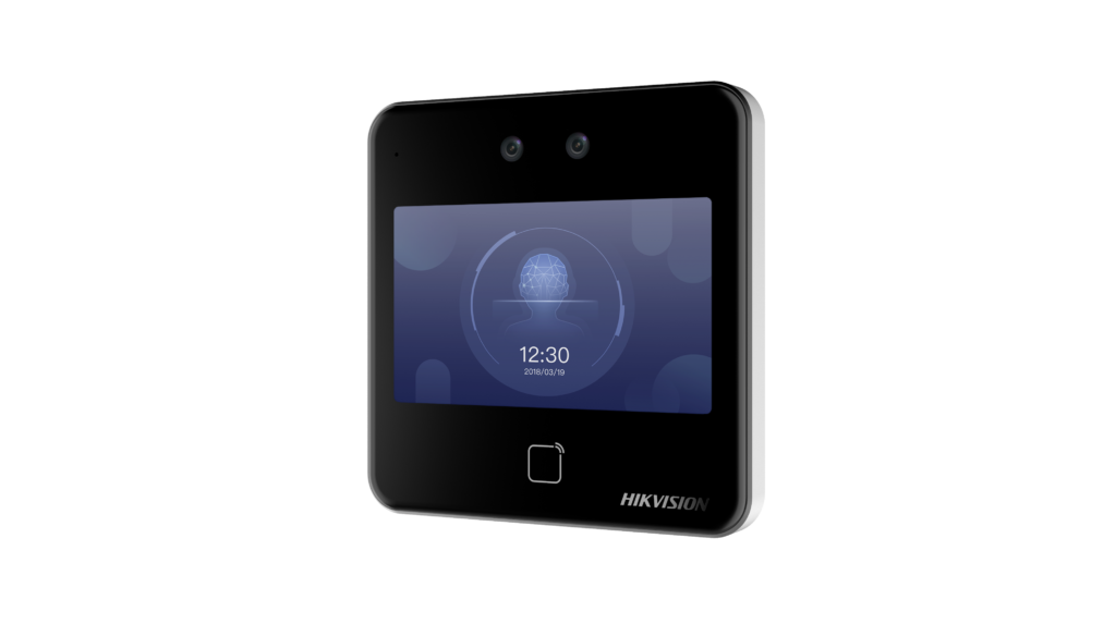 HikVision releases face biometric terminal with mask alerts for access control