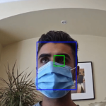 Trueface Temperature Screening and Mask Detection Demo