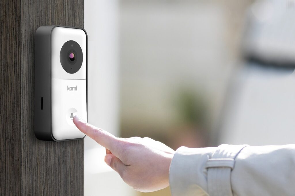Kami releases smart video doorbell with facial recognition capabilities