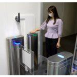 Fujitsu multimodal biometric authentication contactless retail