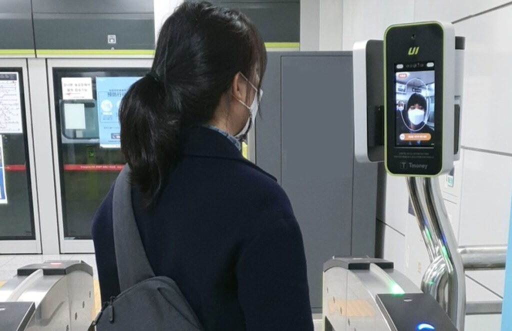 T-Money trials face biometrics for contactless payments to public transportation