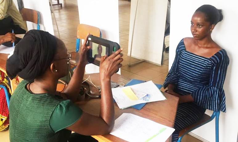 aratek facial recognition biometric enrollment
