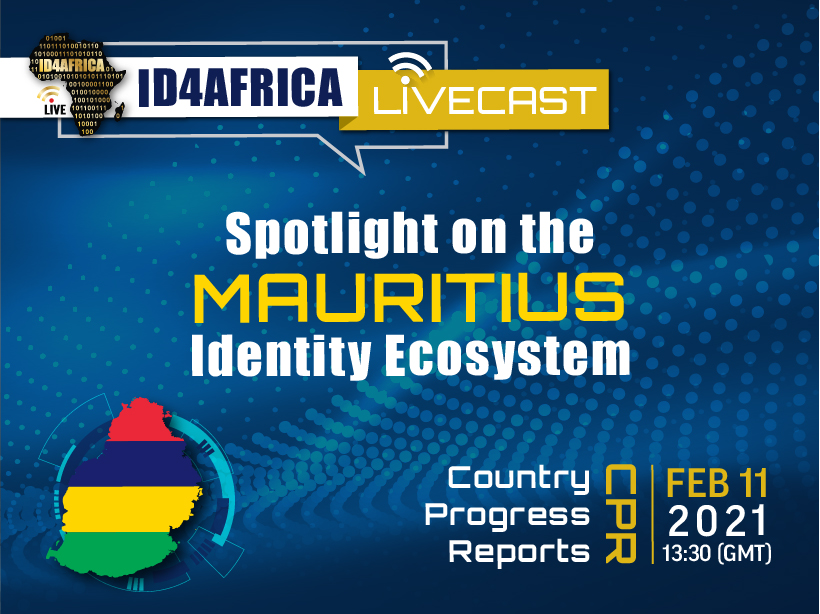 ID4Africa Livecast – Spotlight on the identity ecosystem of Mauritius