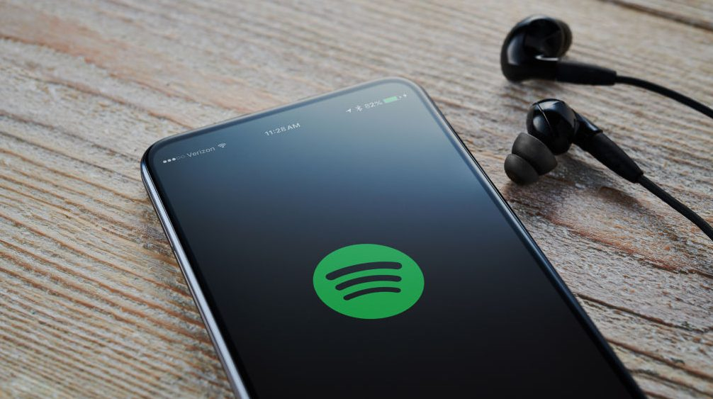 spotify patent personalization speech recognition