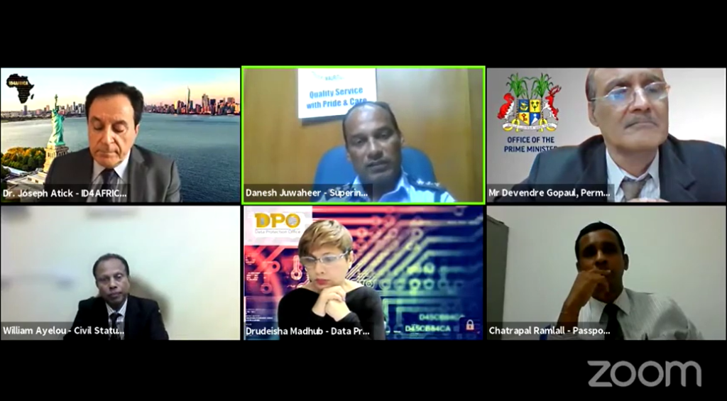 Mauritius' digital ID system success story showcased in ID4Africa livecast